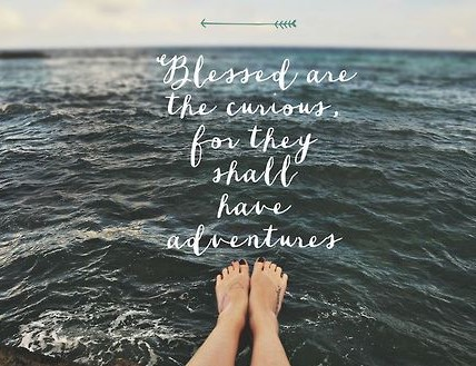quotes-about-life-blessed-are-the-curious-for-they-shall-have-adventure