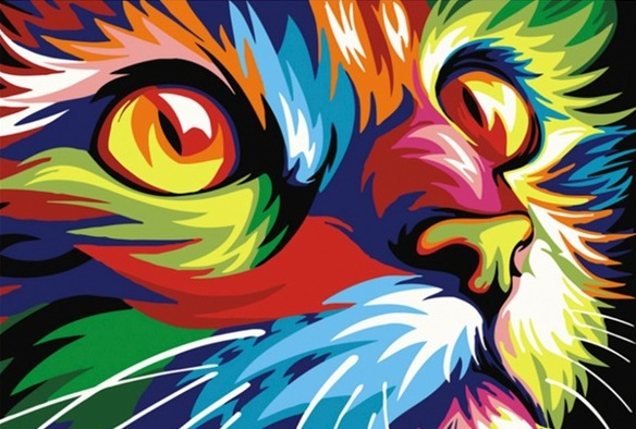 framed-diy-oil-painting-by-numbers-Animal-Colorful-Cat-Hand-Painted-Creative-Picture-coloring-by-numbers.jpg_640x640